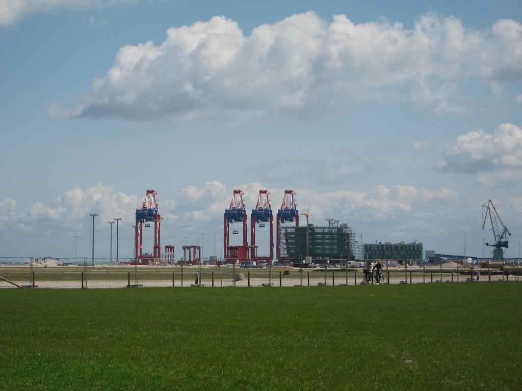 JadeWeser Port Wilhelmshaven